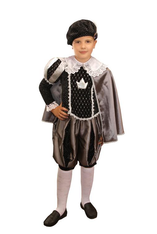 Карнавальный костюм принца фото